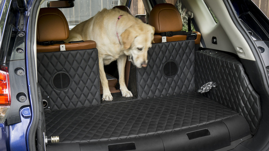 Nissan Rogue Dogue Concept Is Perfect For Your Four-Legged Companion