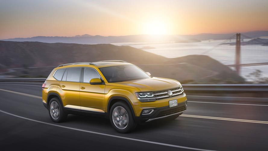 2018 Volkswagen Atlas and Tiguan