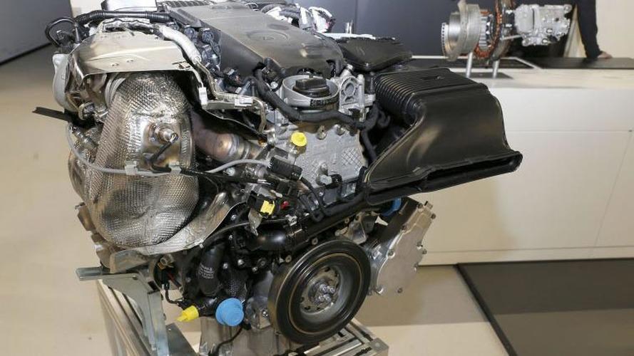 Mercedes-Benz - M 256 kodlu, sıralı altı silindir motor