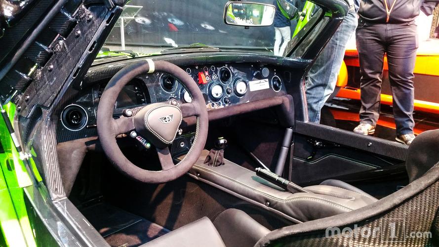 Donkervoort D8 GTO-RS en el salón Top Marques