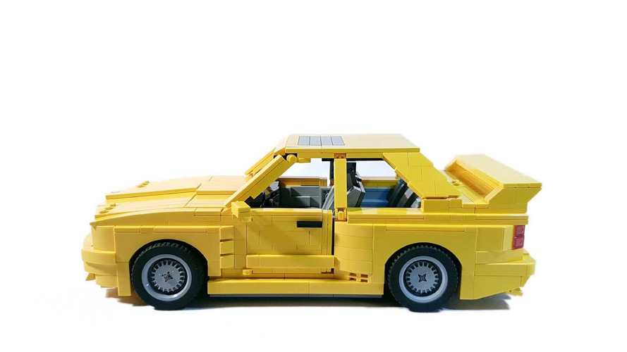 BMW M3 E30 Lego Ideas