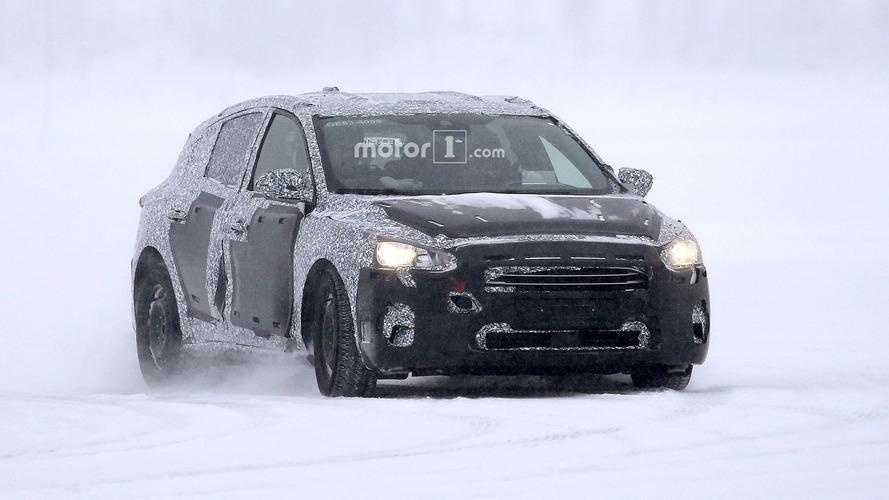 2018 Ford Focus, head-up display ile kameralara yakalandı