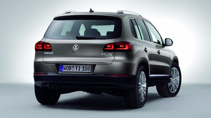 L'ancien Volkswagen Tiguan restera toujours en vente