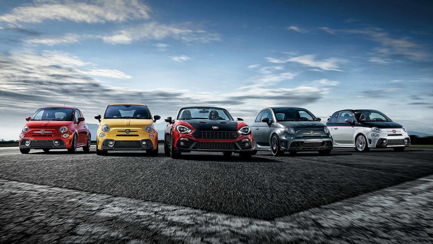 Used Abarth Car Locator Finds Approved Vehicles