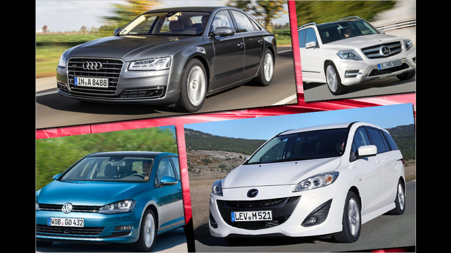 GTÜ-Gebrauchtwagenreport 2017