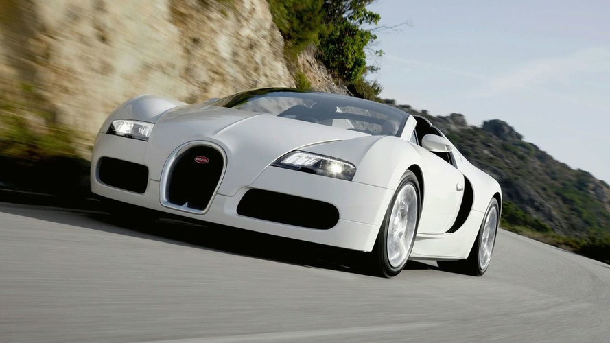 Bugatti to celebrate the 450th and final Veyron in Geneva