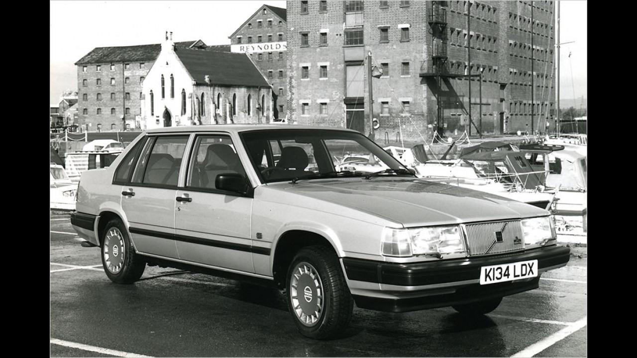 25 Jahre Volvo 940 und 960