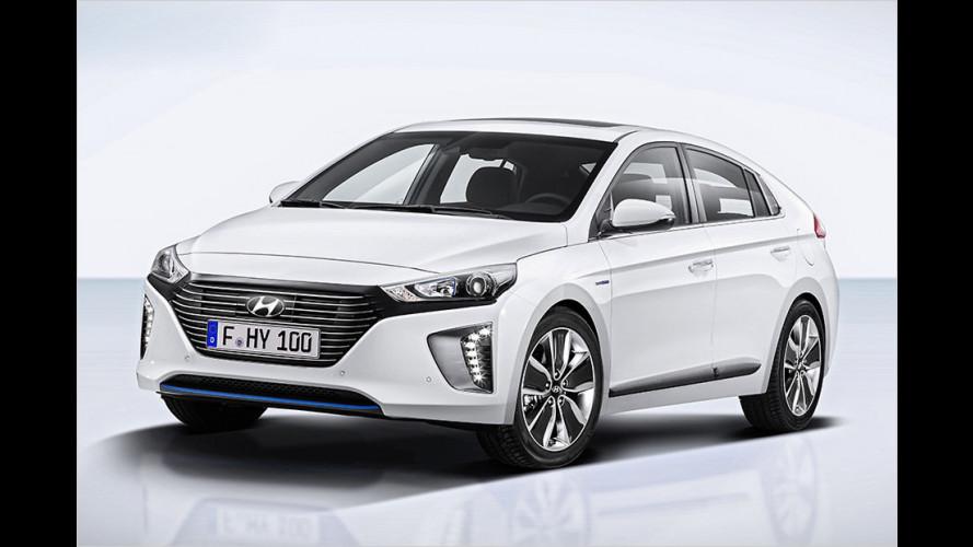 Ein neues Modell, speziell für Elektro- und Hybridantrieb