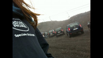 Il Club Dacia On the Road sull'Etna