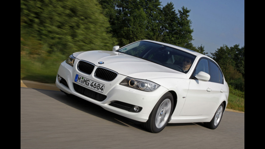 BMW 320d Touring EfficientDynamics Edition