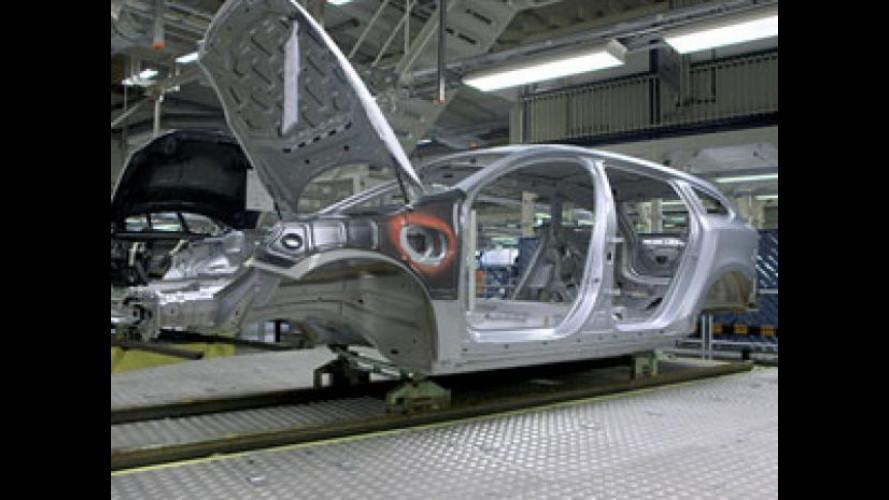 Volvo frena la produzione