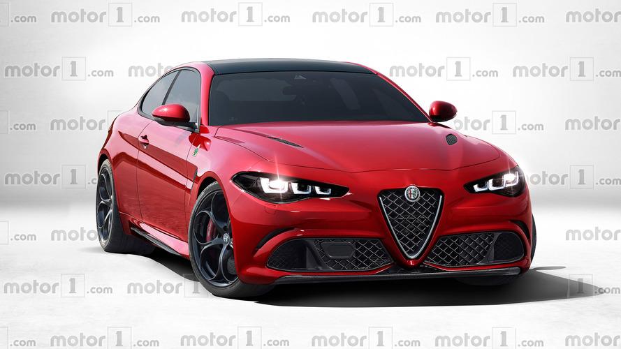 Alfa Romeo GTV Coupe böyle görünebilir