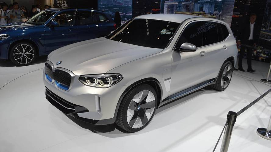 BMW to shift some SUV production overseas in response to tariffs
