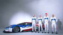Ford GT Drivers