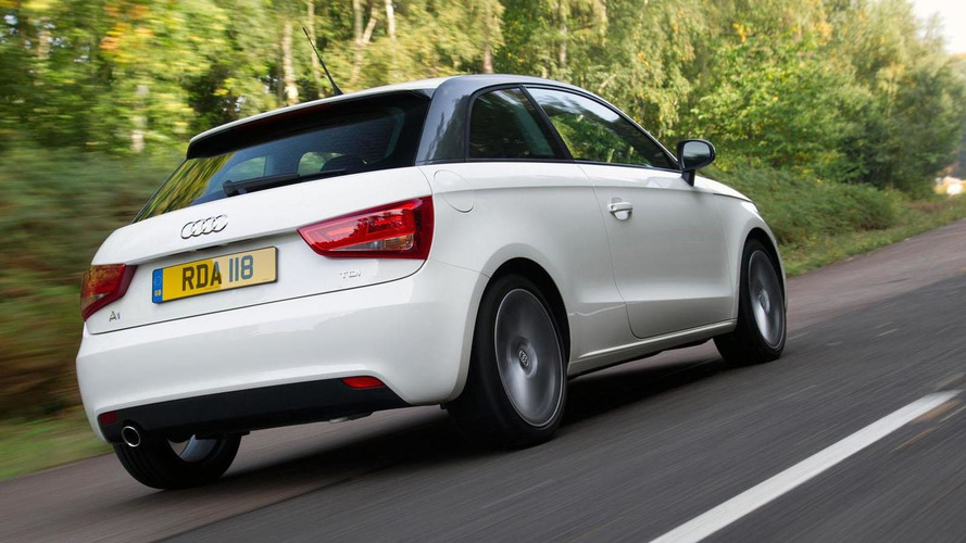 Audi A1 1.6 TDI becomes more efficient for UK market