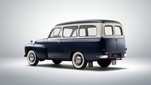 Volvo wagons over the years
