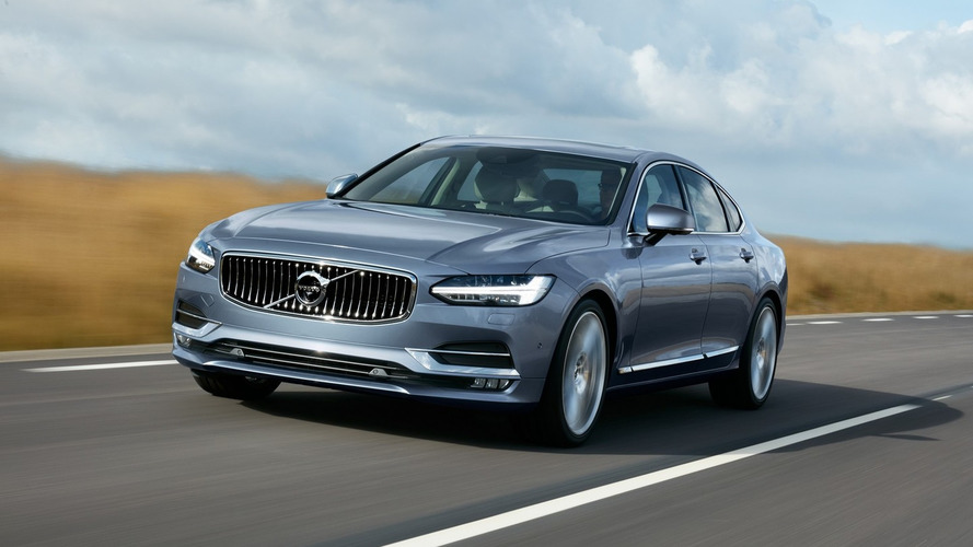 Volvo S90 to come standard with a semi-autonomous driving system
