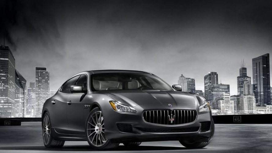 Maserati Quattroporte GTS gets minor updates for L.A.