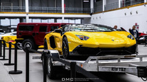 Lamborghini Aventador LP720 Roadster MV prepared by DMC