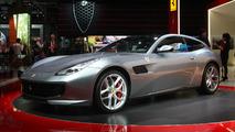 Ferrari GTC4LussoT 2016 Mondial de l'Automobile