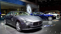 Maserati Ghibli and Quattroporte Refresh