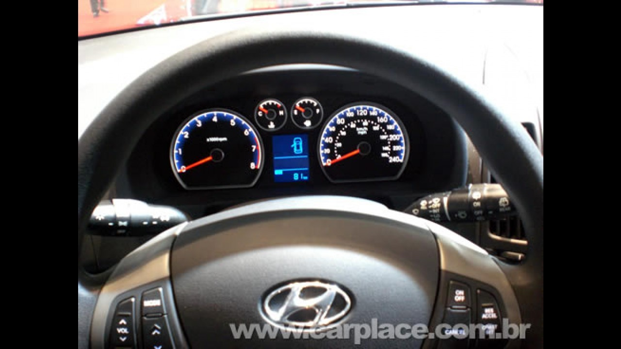 Hyundai i30 já é vendido no Brasil com preços entre R$ 54 mil e R$ 62 mil