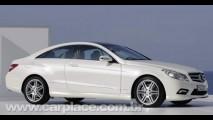 Mercedes-Benz apresenta o novo Classe E Coupé 2010 - Veja fotos e detalhes