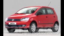 Exclusivo: Novo Volkswagen Fox 2010 - Veja como pode ficar a nova dianteira