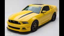 Vortech Ford Mustang Yellow Jacket