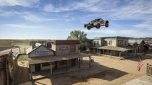 Red Bull record saut pick-up