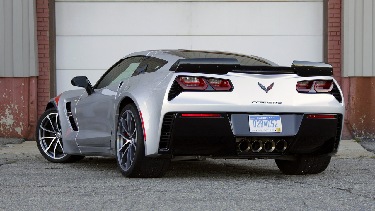 2017 Chevy Corvette Grand Sport Review: Daily driver for ...
