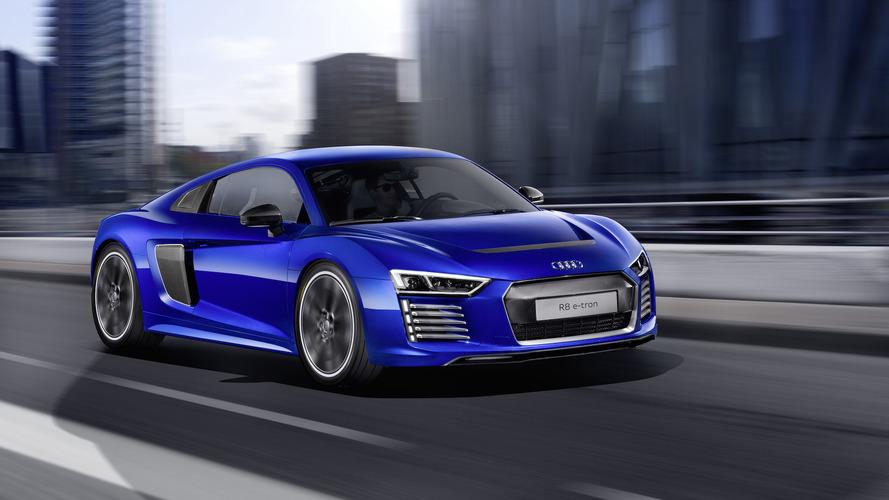 Une nouvelle Audi concurrente à la BMW i8