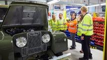 Land Rover Classic Restorations