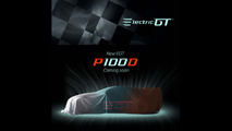 Electric GT Tesla P100D