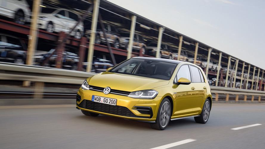Marché européen - La VW Golf trébuche