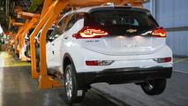 Chevrolet Bolt Production Begins