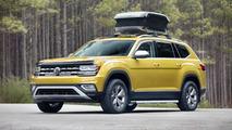 VW Atlas Weekend Edition