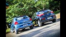 Teste CARPLACE: VW Gol 2017 tenta revanche contra o Hyundai HB20