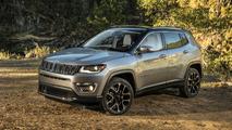 Jeep Compass 2017  U.S. Spec