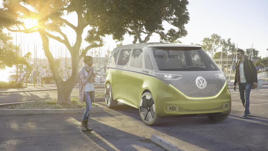 Volkswagen, Kaliforniya'da 2019'a kadar piyasaya 3 EV sürecek