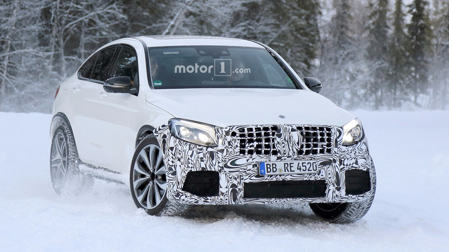 Mercedes-AMG GLC 63, S-Class Facelift Reveal Dates Announced