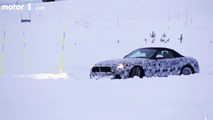 BMW Z5 Spy Video
