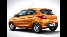 Tata Zica: novo subcompacto indiano aparece em fotos oficiais