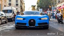 Bugatti Chiron Paris