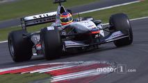 Zak Brown in classic McLaren
