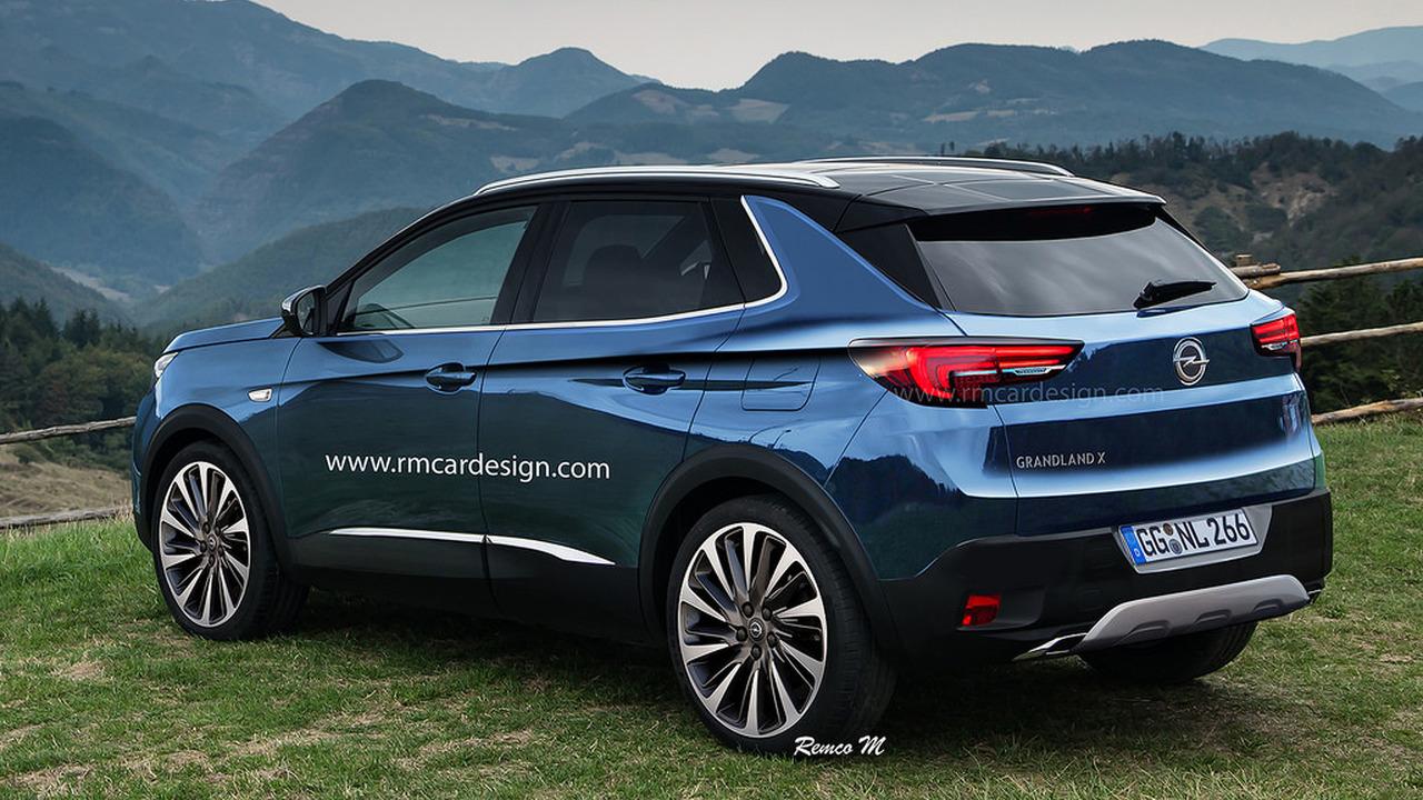 Grandland X Opel Opel Grandland X Modellbeschreibung Inkl Daten
