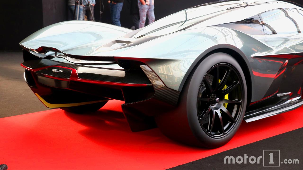 Aston Martin Am Rb 001 Will Rock A Cosworth 6 5 Liter V12