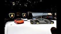 Lamborghini Centenario de 780 cv é o mais potente da história da marca