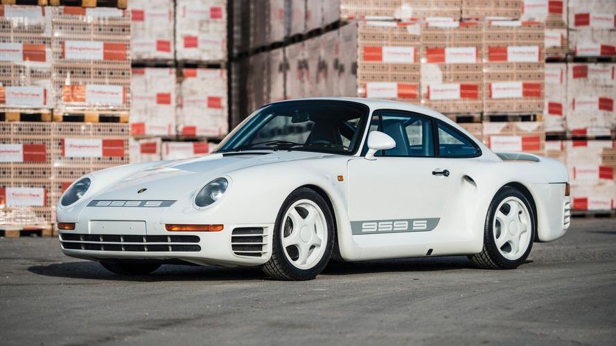 Porsche Can Now 3D-Print Parts For The 959 Supercar