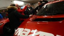 2017 - Mazda au Trophée Andros